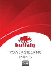 POWER STEERING PUMP CATALOG