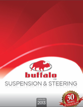 SUSPENSION AND STEERING CATALOG 2013