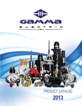 GAMMA ELECTRIC CATALOG