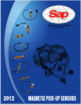 MAGNETIC PICK-UP SENSORS CATALOG