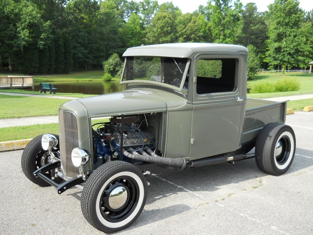 1932 Ford Pickup Truck For Sale