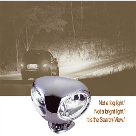 New intelligent cornering light