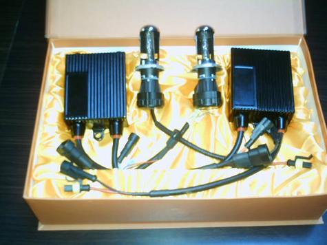 Sell HID xenon conversion kits -4700K-12000K
