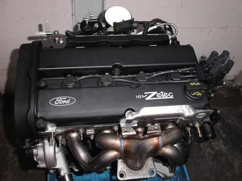 Ford Z-tech Engines