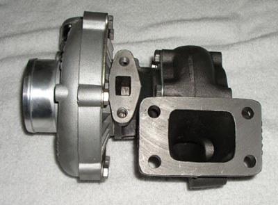 Turbocharger T3/T4 Air-In pipe