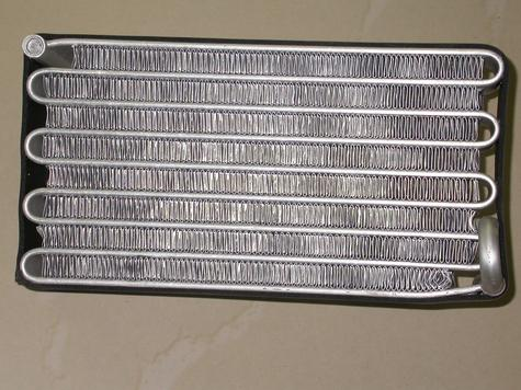Evaporator Core for Holden Commodore and Statesman VR/VS 1994-1997, back side picture