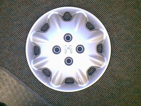 O.E. FACTORY WHEELCOVERS