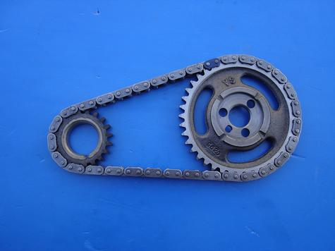 Timing chain set