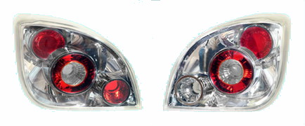 "Ford Fiesta '96-'01 tail lamp set, ""E"" approved"