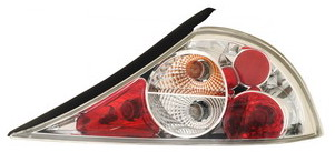 "Lancia Y Car tail lamp set, ""E"" approved"