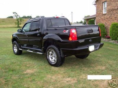 Sell 2004 Ford Explorer Sport Trac XLT