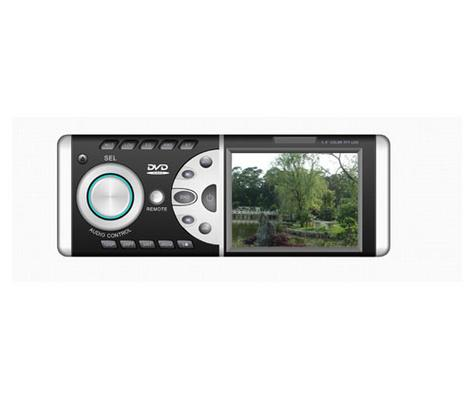 Car DVD player with 3.5¡± lcd Tv,Dvd350