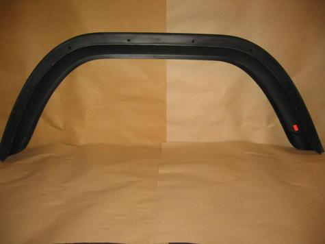 Jeep Wrangler Rear Fender Flares