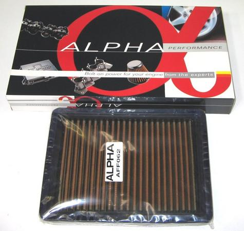 Performance Air Filter ALPHA brand