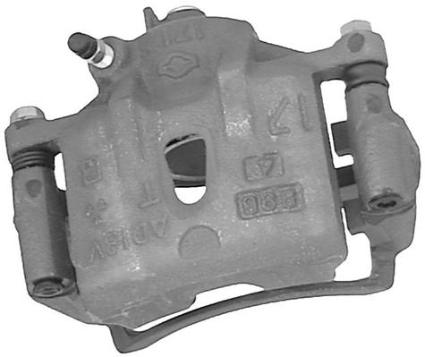 NEW COMPLETE OEM DISC BRAKE CALIPERS WITH MOUNTING BRACKETS