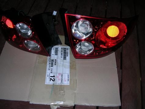 CHEVROLET AND HOLDEN OEM TAIL LIGHTS