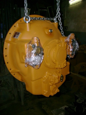 Spare Parts For Komatsu And Caterpillar