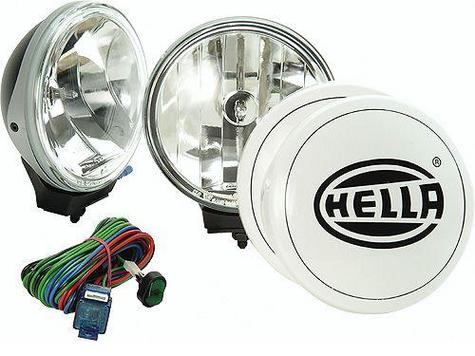 Hella Rallye 1000FF Halogen Driving Lamps Set
