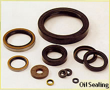 rubber seals and rings