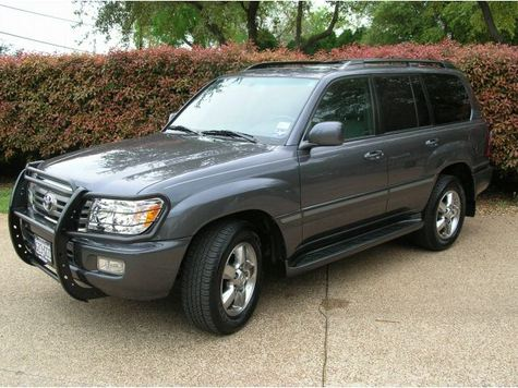 2006 Toyota Land Cruiser 4x4