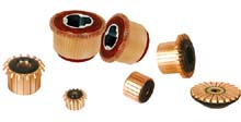 Commutators supply for auto and power tools