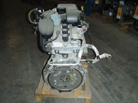 large quantities of engines, transmissions, differentials, transfer cases,