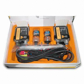 xenon HID single beam kits