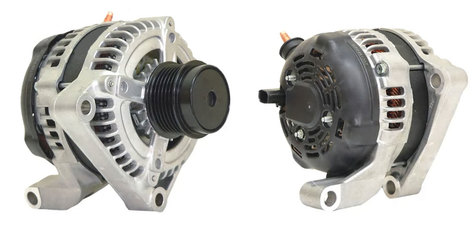 160 Amp Chrysler ND alternator Lester # 13870