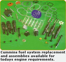 Manufacturer of CUMMINS Engine Parts