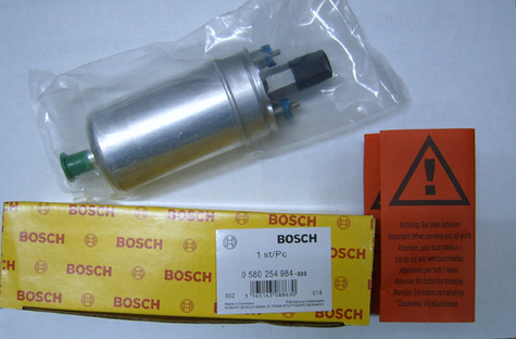 BOSCH ELECTRIC FUEL PUMP FOR PORSCHE