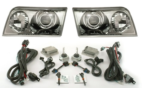 Crown Vic 1998-2005 lamps