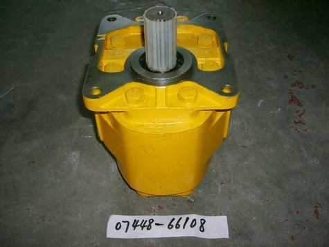 Replacement Komatsu Hydraulic Pump Ass'y (07448-66108)