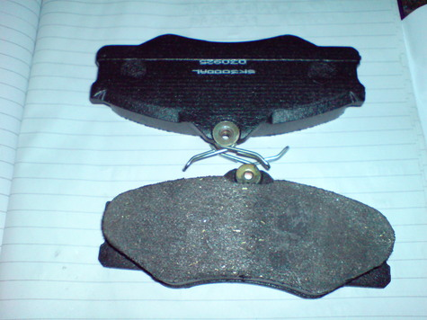 brake pads all makes of cars