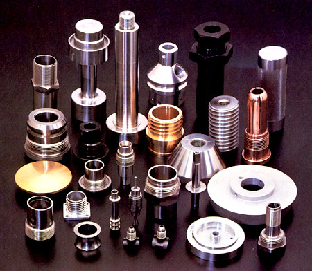 CNC Turned Parts, Sheet Metal Components