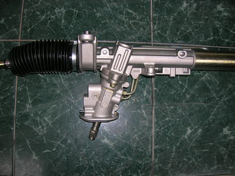 Audi A3, Seat Steering Rack and Pinion