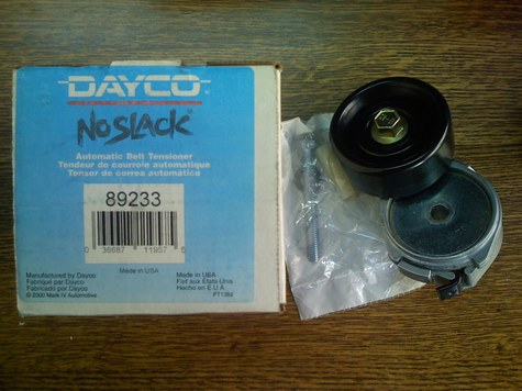 DAYCO AUTOMATIC BELT TENSIONER