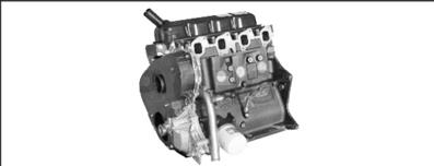 Ford Transit Service Engine