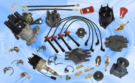 ignition distributor from China