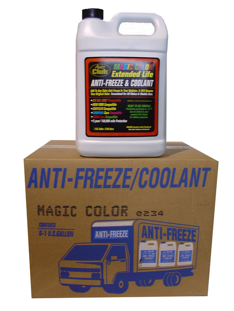 Magic Color ELC Antifreeze