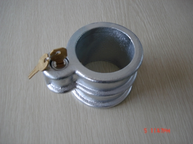 Sell heavy duty king pin lock