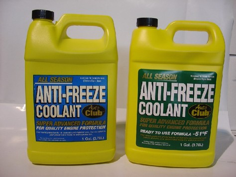 Anti freeze