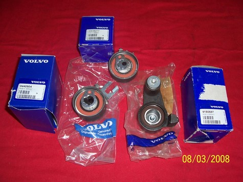 Timing Belt Tensioners
