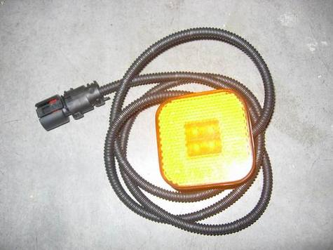 Singal lamp for Man F2000