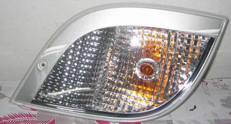 Corner lamp for Benz Actros