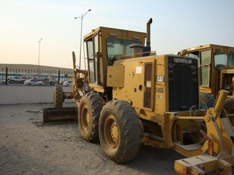 1994 Caterpillar 140g motor grader S/N: 5MD02761