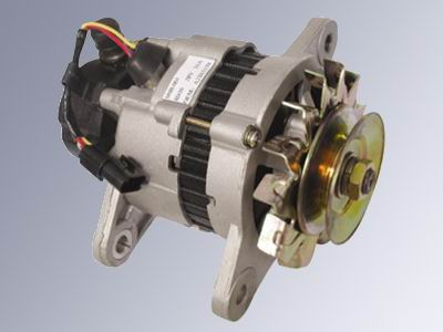 4D30 Mitsubishi auto alternator from China manufacturer