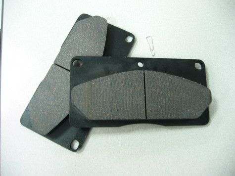Brake Pads Made in Taiwan