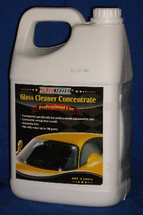 SUPER SAVER Glass Cleaner Concentrated
