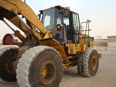 2001 Caterpillar 966G wheel loader S/N: 3PW01264