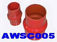 Straight Silicone Coupler with Hump